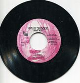 Yabby You & The Prophet- Jah is my life / Version (Vivian Jackson) 7""